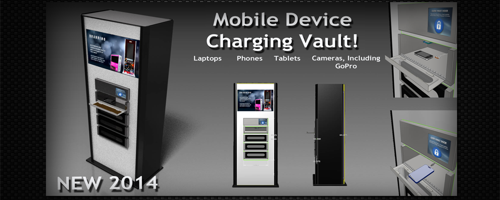 New Mobile Device Locker Unit