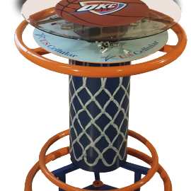 Oklahoma City Thunder's branding